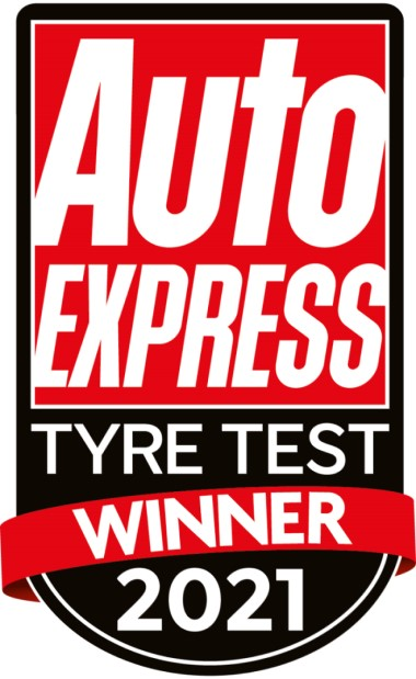wins the Auto Express 2021 Summer Tire Test